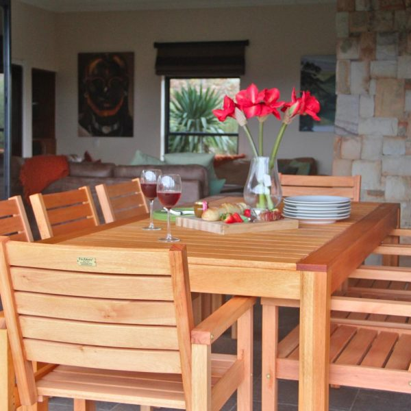 All Seasons 8 Seater Table
